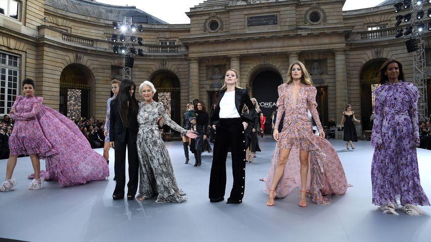 Aishwarya Rai, Camila Cabello, Helen Mirren, Amber Heard, Doutzen Kroes und Liya Kebede