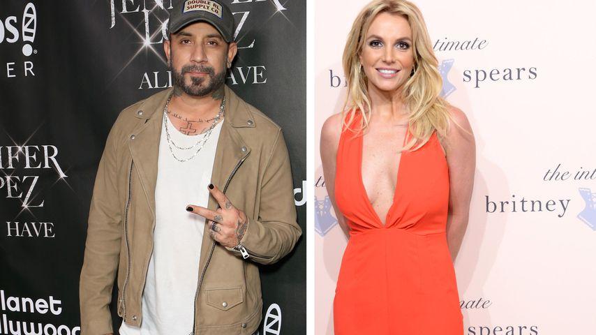 """""""Erkannte mich nicht"""": AJ McLean in Sorge um Britney Spears"""