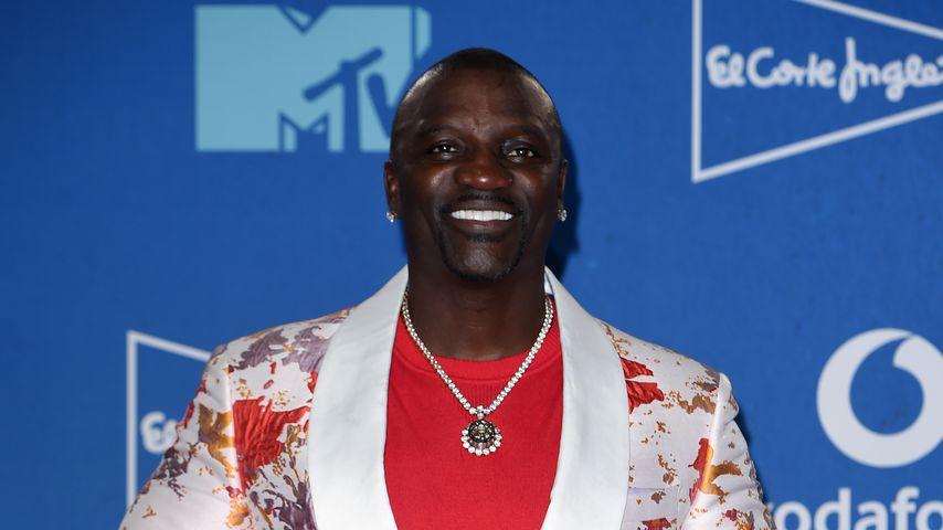 Akon im November 2019