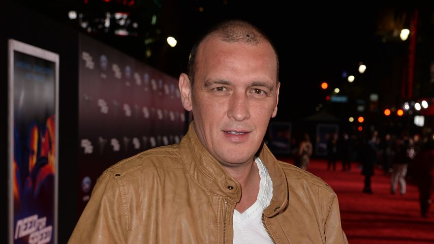 """Alan O'Neill bei der """"Need For Speed""""-Premiere"""
