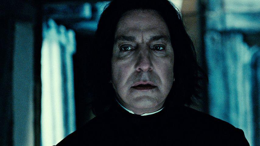 Alan Rickman als Severus Snape
