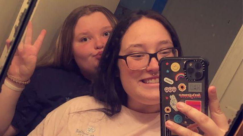 Alana und Lauryn Shannon im September 2020