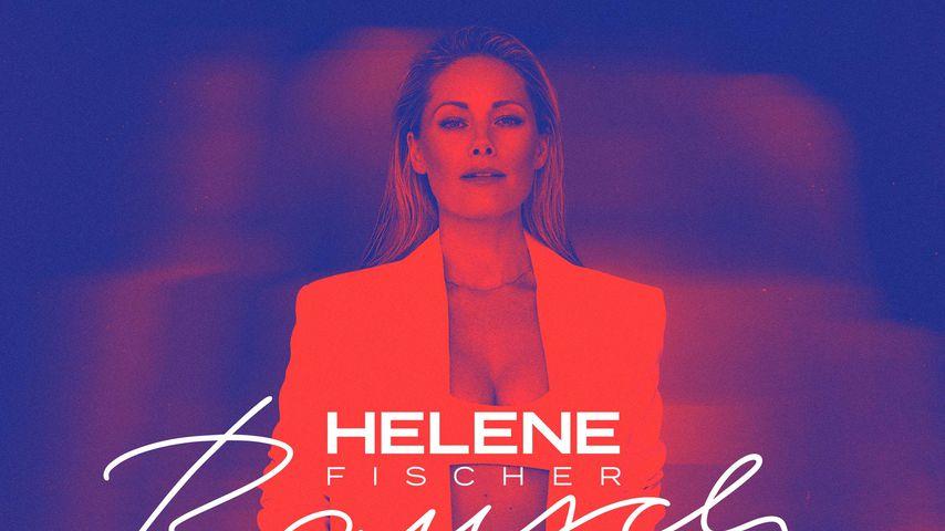 """Albumcover zu """"Rausch"""" von Helene Fischer"""