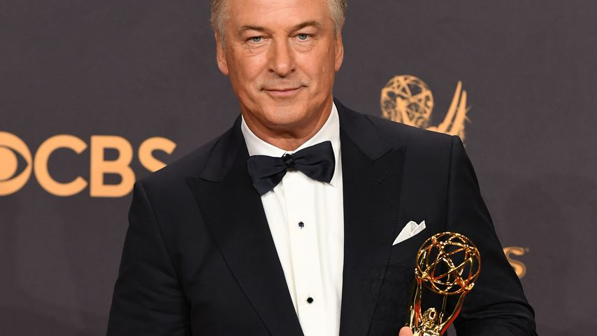 Alec Baldwin bei den Emmy Awards 2017