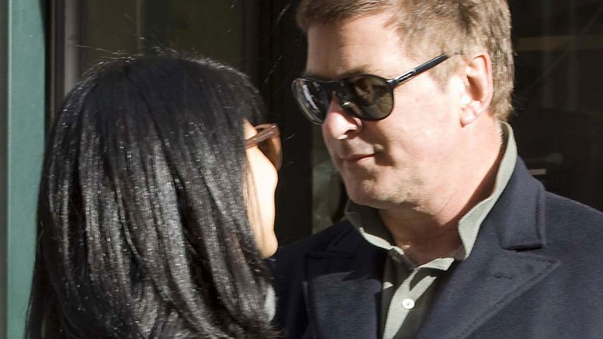 Offiziell bestätigt: Alec Baldwin wird wieder Papa