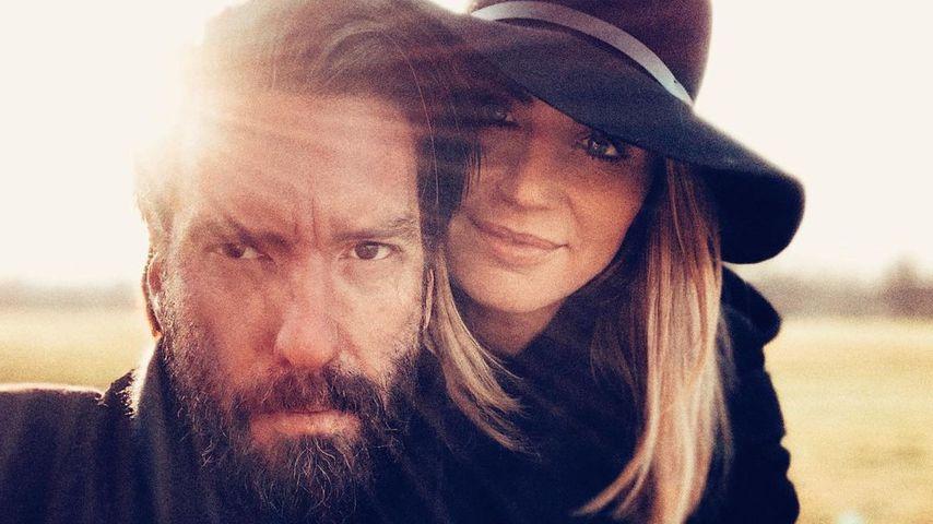 Alec und Johanna Völkel im November 2020