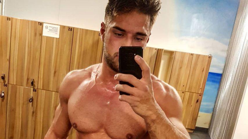 Reality-Star Aleks Petrovic im August 2019