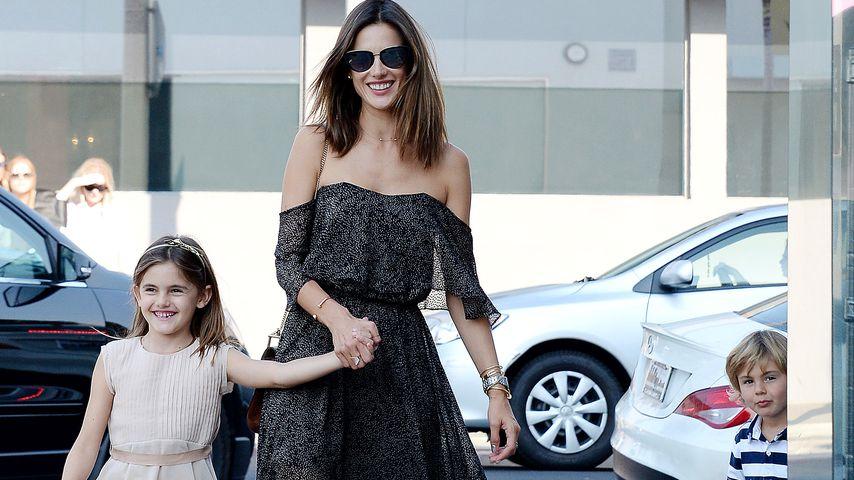 Wow! Alessandra Ambrosios Tochter (8) als süßer Dance-Star