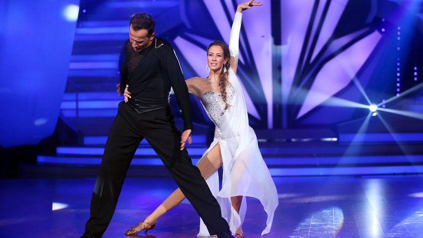 "Alessandra Meyer-Wölden bei ""Let's Dance"""