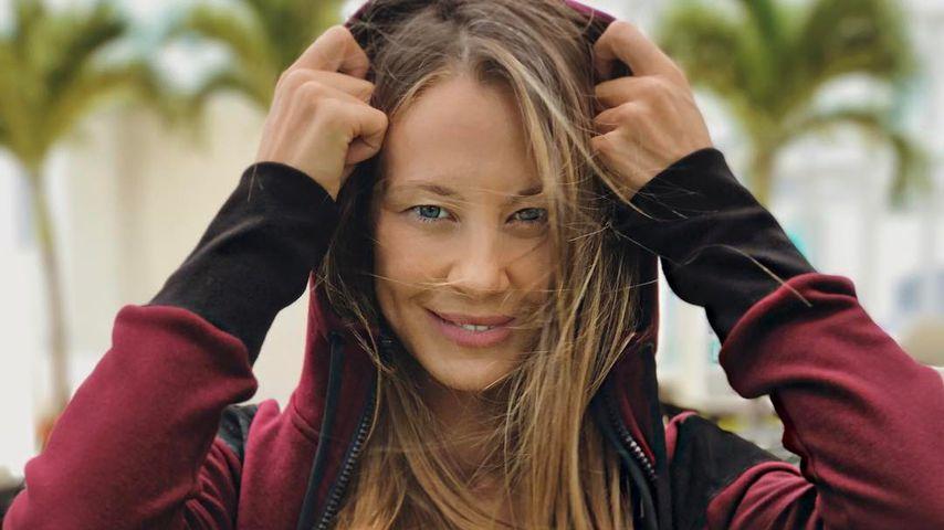 Alessandra Meyer-Wölden beim Sport
