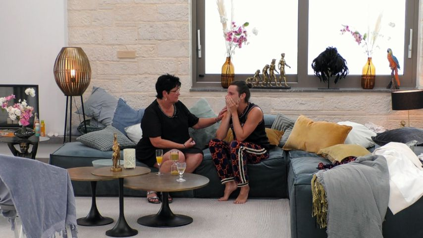 """Alex' Mutter Heidi und """"Prince Charming""""-Kandidat Gino"""