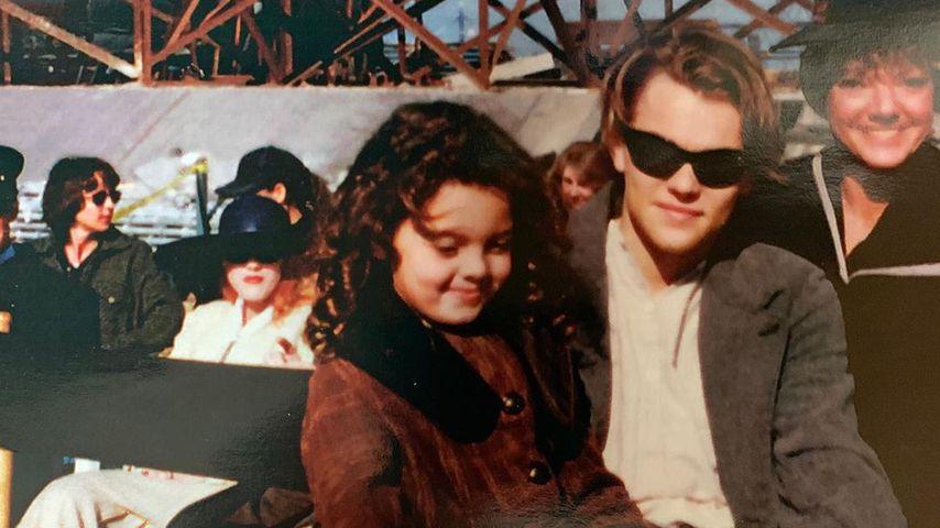 Alex Owens-Sarno und Leonardo DiCaprio
