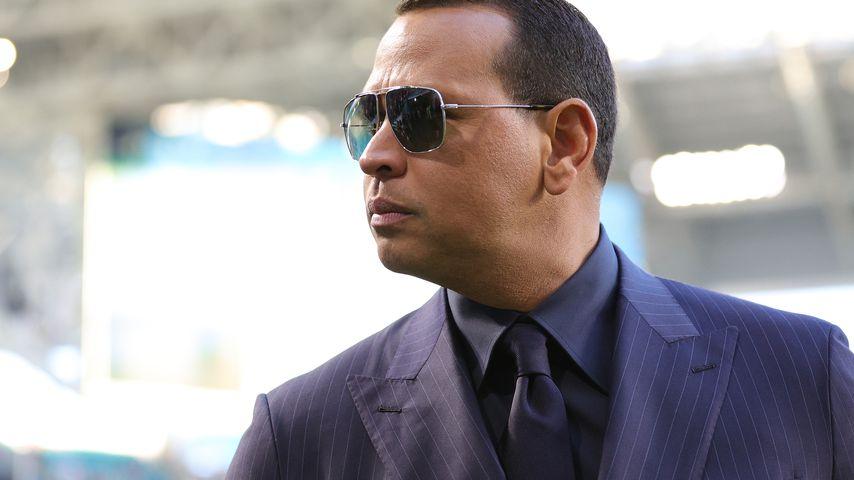 Alex Rodriguez, ehemaliger Baseball-Star