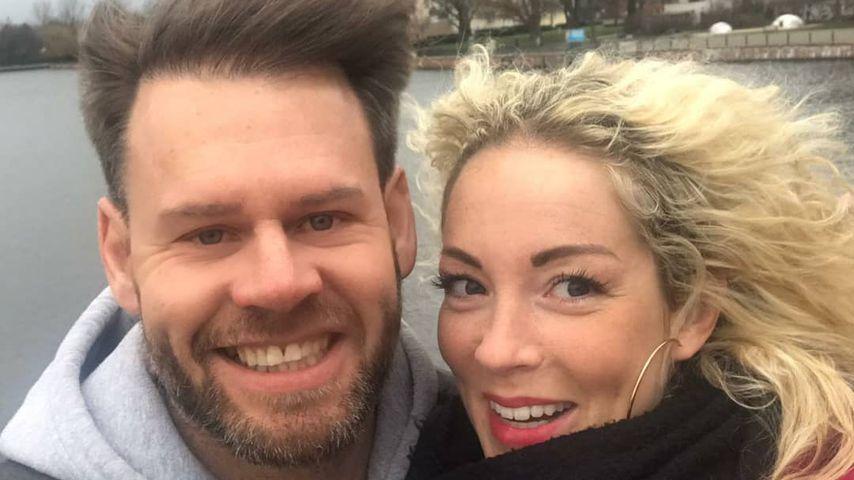 """Alex und Cindy von """"Hochzeit auf den ersten Blick"""", Februar 2020"""