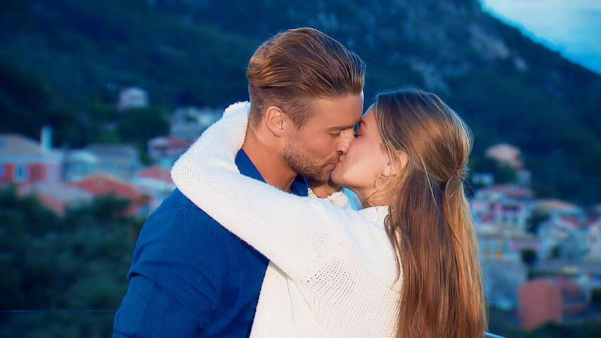 Alex in love: Er bekommt Bachelorette Nadines letzte Rose!