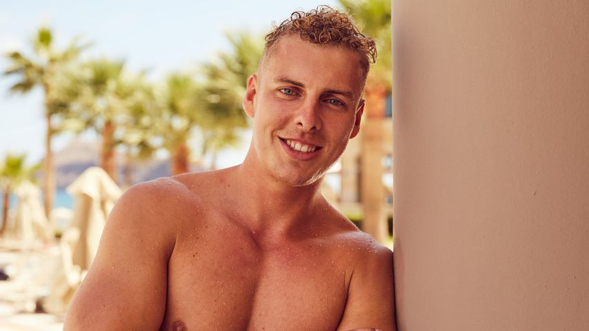 Alexander Golz, Bachelorette-Kandidat 2020