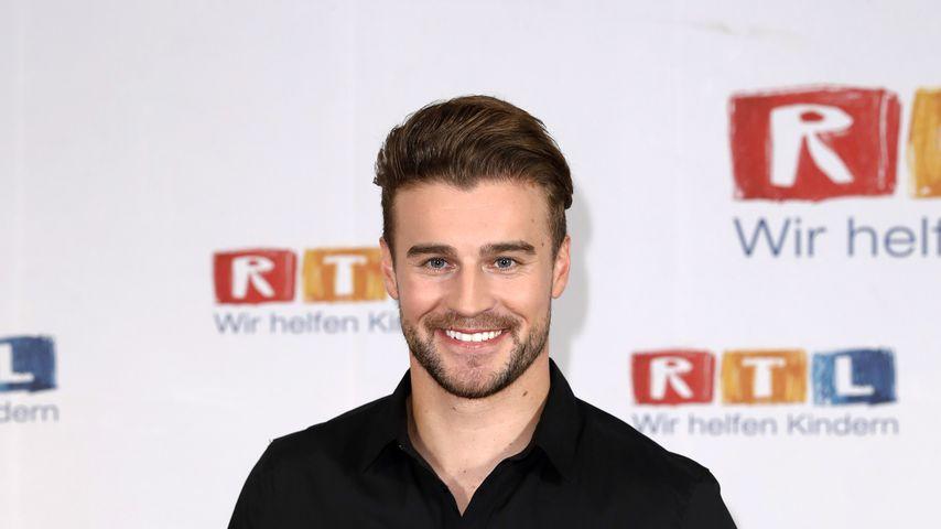 Alexander Hindersmann beim 23. RTL-Spendenmarathon