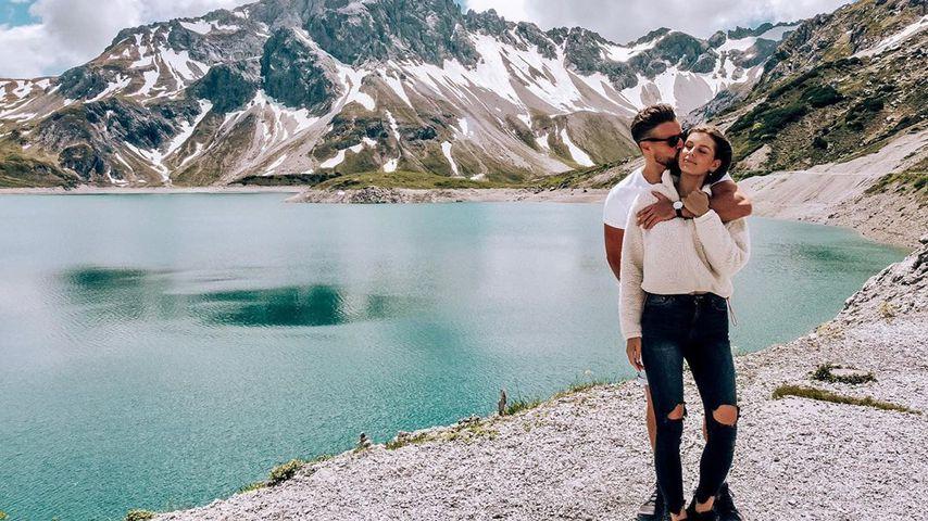Alexander Hindersmann und Wioletta Psiuk in Österreich