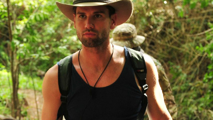 "Alexander ""Honey"" Keen auf dem Weg ins Dschungelcamp 2017"