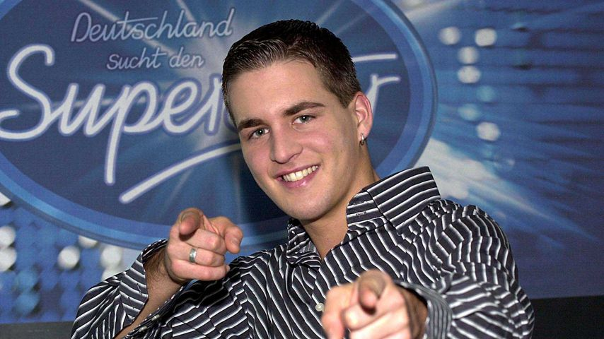 Vor genau 18 Jahren wurde Alexander Klaws erster DSDS-Sieger
