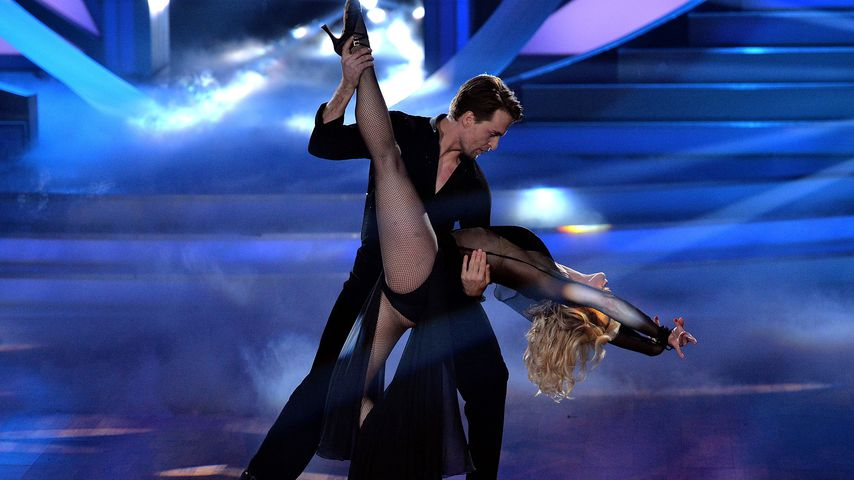 "Alexander Klaws und Isabel Edvardsson bei ""Let's Dance"" 2014"