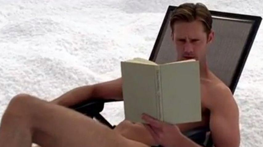 """Alexander Skarsgard: Nackt im """"True Blood""""-Finale!"""