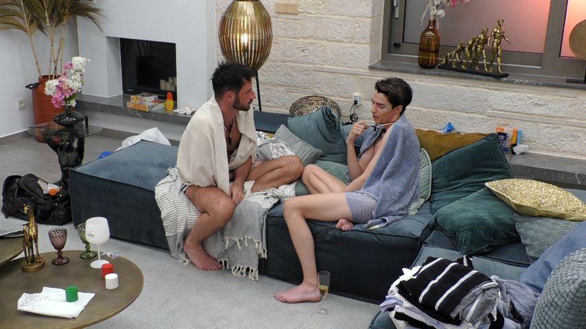 """Alexander und Benedetto bei """"Prince Charming"""""""