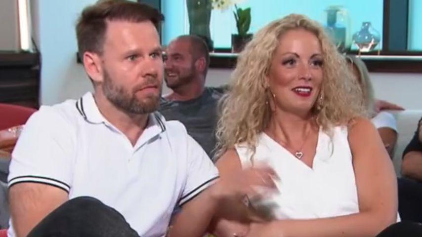 """Alexander und Cindy, """"Hochzeit auf den ersten Blick""""-Paar"""