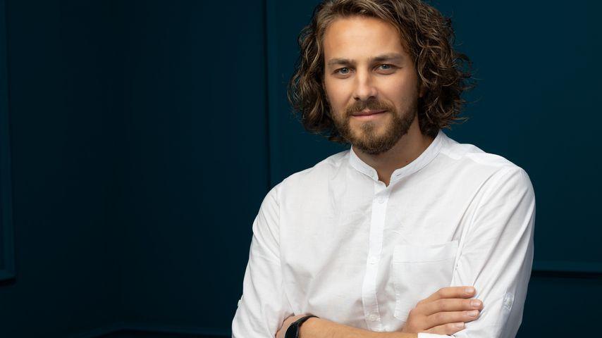 """Alexander Verhoven (Frederik Götz) in """"Verbotene Liebe – Next Generation"""""""