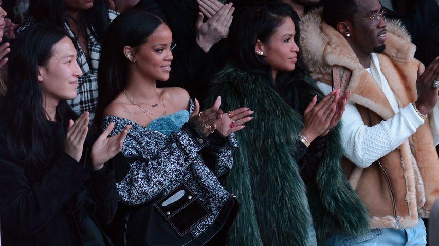 Rihanna, P. Diddy, Cassie und Alexander Wang
