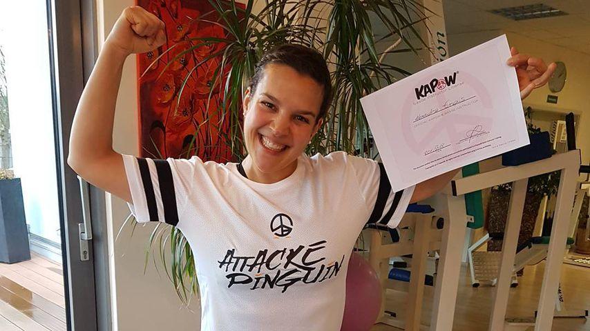 Alexandra Gregus, Fitness-Trainerin