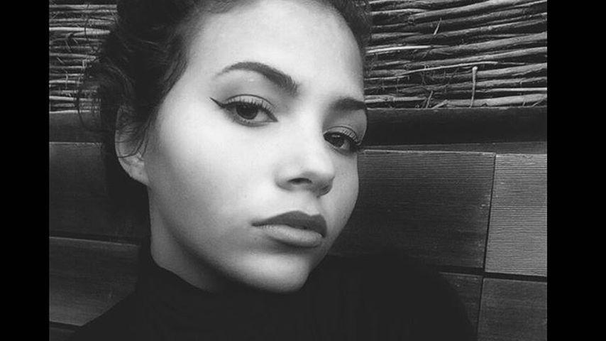 Alexandria Zahra Jones, Tochter des Models Iman und des verstorbenen Sängers David Bowie