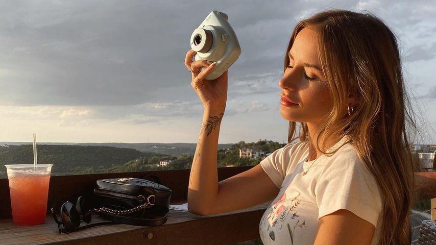 Alexis Sharkey im September 2020