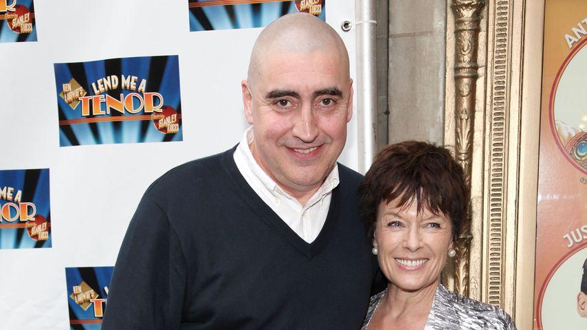 Alfred Molina und Jill Gascoine, 2010