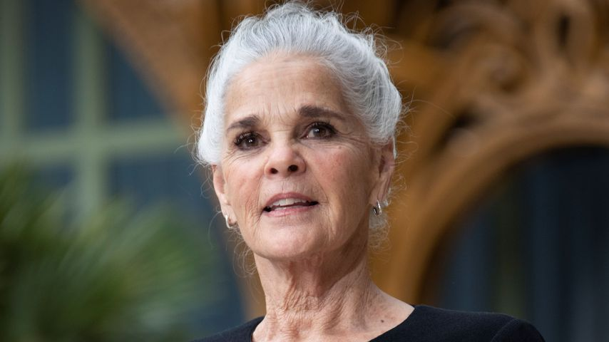 Ali MacGraw bei der Chanel Croisiere Fashion Show in Paris, 2019