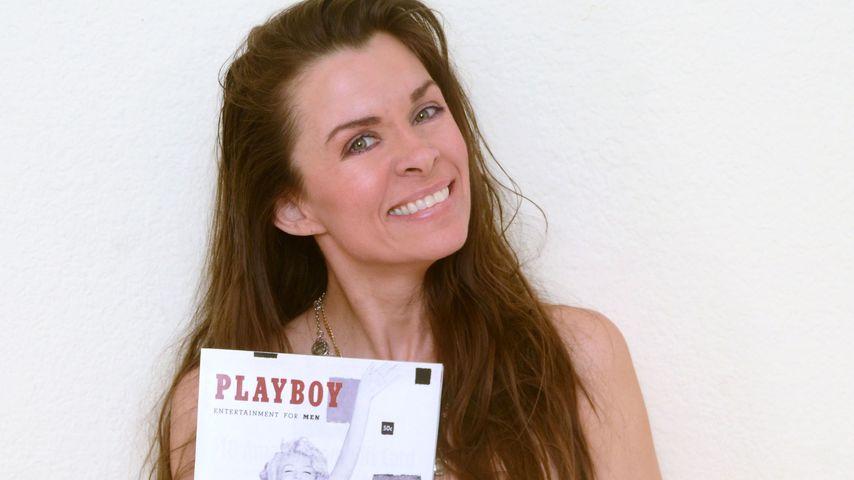 Nackte zurück beim Playboy: Baywatch-Star Alicia feiert mit!