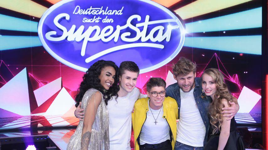 """Kandidaten im April 2019 bei """"Deutschland sucht den Superstar"""""""