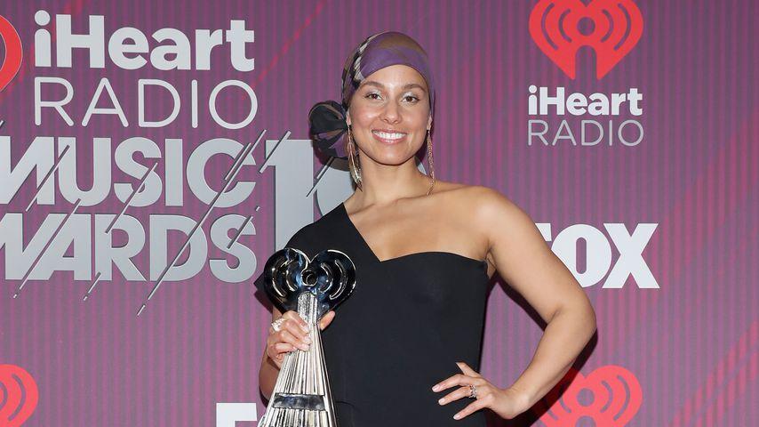 Alicia Keys bei den iHeartRadio Musik Awards 2019 in Los Angeles