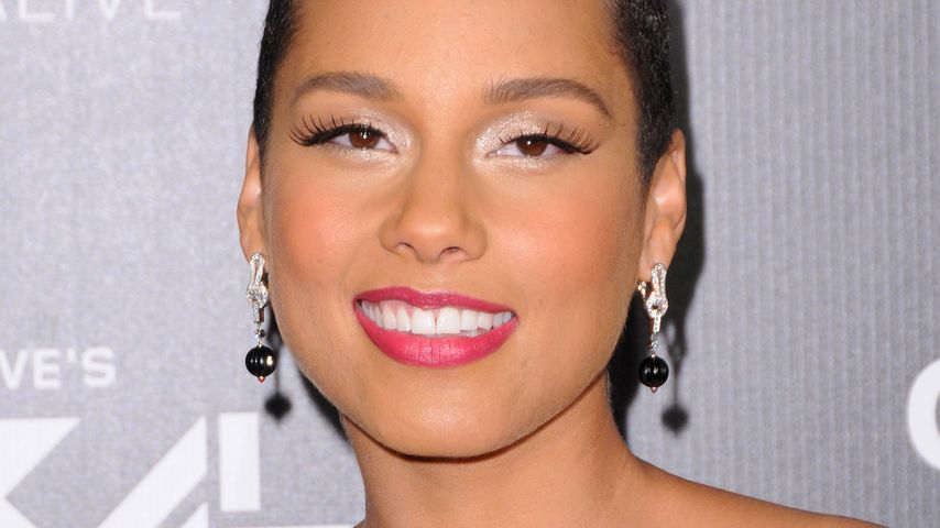 "Alicia Keys beim ""Keep A Child Alive's 11th Annual Black Ball"" 2014"