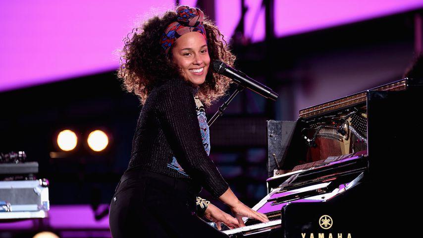 Alicia Keys im Oktober 2016