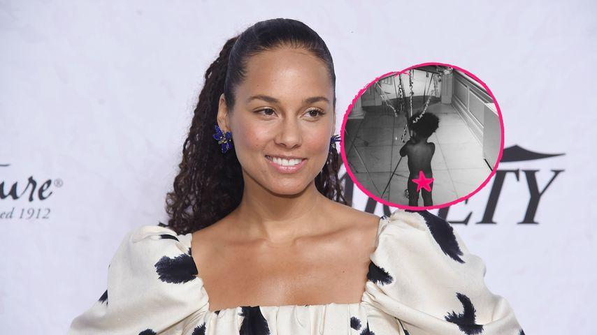 Alicia Keys postet Nackt-Pic zum 4. Birthday ihres Sohnes