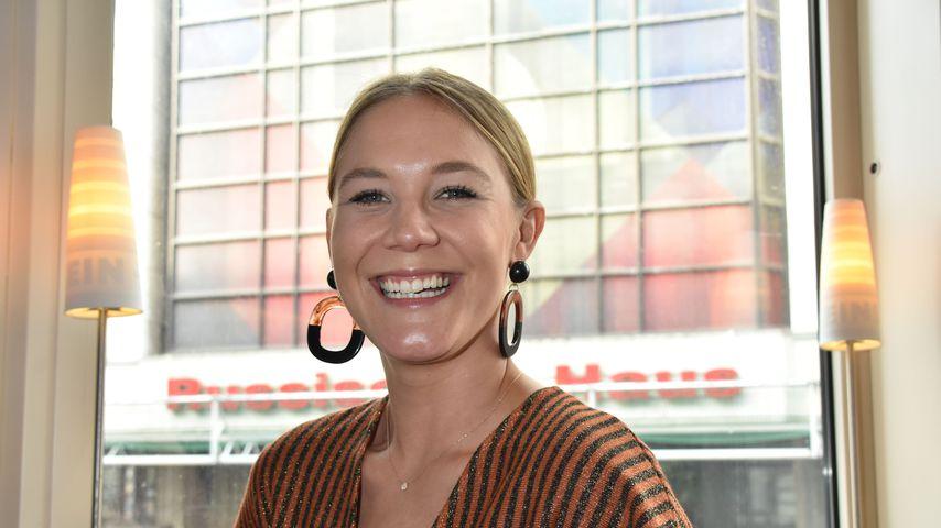 Alina Merkau in Berlin