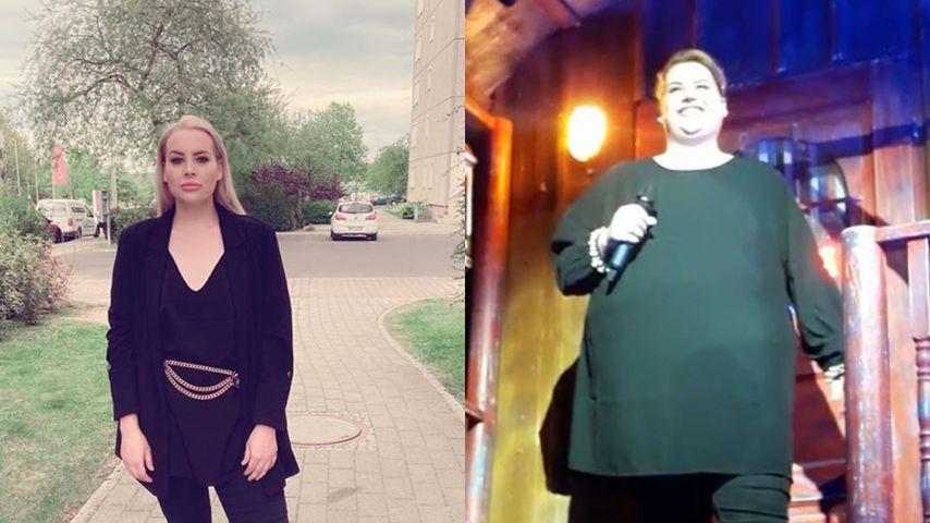 Fast halbiert: Aline Bachmann wiegt jetzt unter 100 Kilo