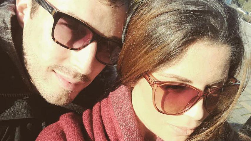 Alissa Harouat mit ihrem Partner Malte
