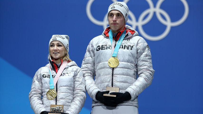Aljona & Brunos Gold-Tränen: So tickt das Olympia-Duo privat