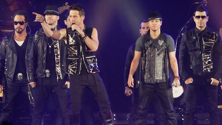 Backstreet Boys wollen wieder mit NKOTB auf Tour!