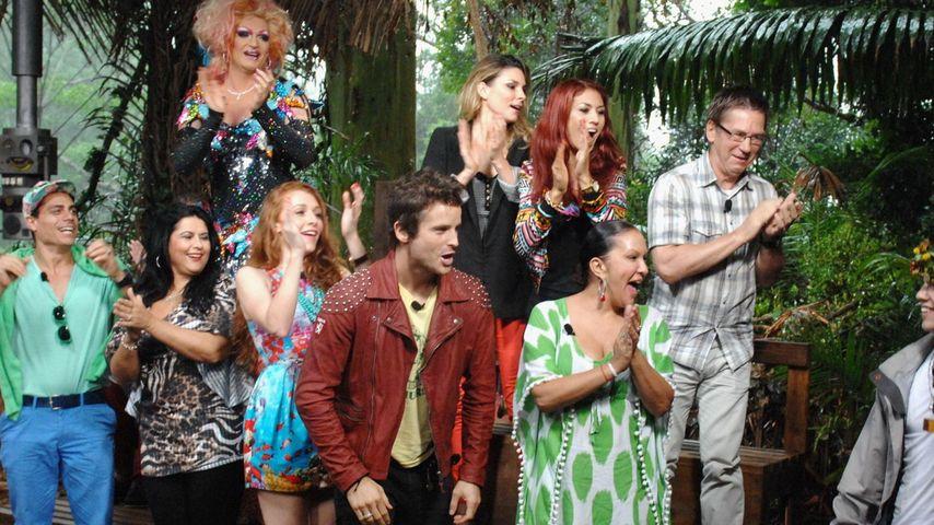 Joey lädt alle Dschungelcamper nach Hause ein