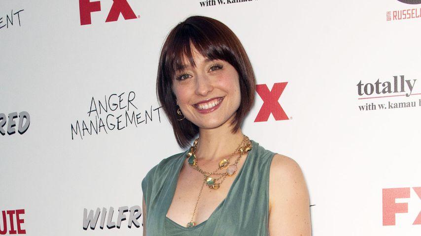 Allison Mack bei der FX Summer Comedies Party 2012