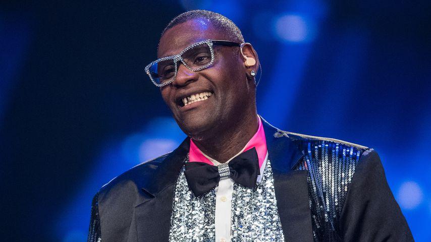 Alphonso Williams bei der zweiten Live-Show von DSDS