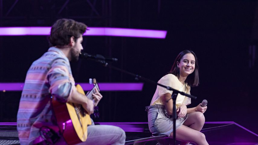 """Bisschen verliebt"": Sezin begeistert bei ""The Voice Kids"""